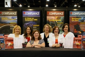 The team of In Compliance Magazine
